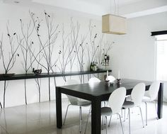 Dining Room Wall Decor Ideas   Makipera.com