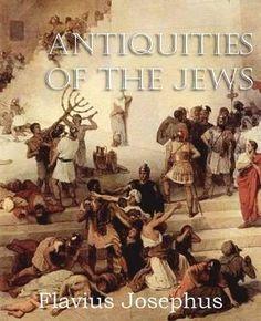 Antiquities of the Jews by Flavius Josephus, 9781612034492.