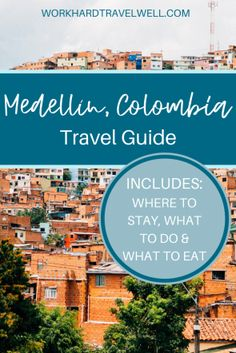 Mar 3 2020 - Quick travel guide to Medellín Colombia in South America South America Destinations, South America Travel, Travel Destinations, Machu Picchu, Ecuador, Laos, Disneyland, Quick Travel, Ultimate Travel
