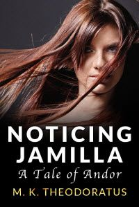 Kindle $0.99 Special      ~~ Noticing Jamilla ~~ Cassy Mae spends her senior year trying to avoid her grandmother's magic and a stalker who thirsts for to acquire Cassy's own unique  magic.