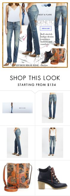 """""""GENETIC Los Angelas 8."""" by esma178 ❤ liked on Polyvore featuring Ryder, Genetic Denim, Patricia Nash and Miista"""