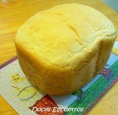Doces Encontros: Pão de Batata na Máquina de Pão