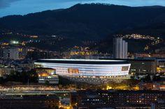 Estadio San Mames / Atlethic Club de Bilbao / Bilbao. España.