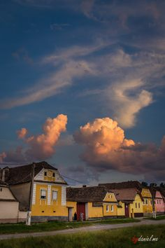 Evening walk in #Transylvania. © Daniel Gheorghita (bydaniel.me)  #Romania #travel #tours #trips #sunset #nature #rural