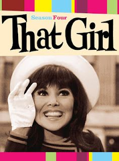 That Girl.  Marlo Thomas. Super Cuteness :)