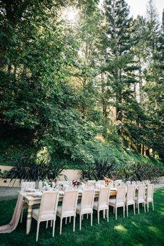 Venue: The Vineyard Estate Planning & Design: Marilyn Ambra Party Consultants Photographer: Myrtle + Marjoram Florals: Erica Rose Design Tabletop/Decor/Dining Chairs : Theoni Collection Rentals: Bright Event Rentals + Hensley Event Resources Linens: Wildflower Linens Craft Cocktails + Hors d'oeuvres: Meadowood Napa Valley