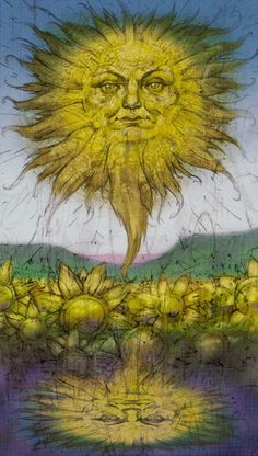 The Sun - Tarot of Reflections
