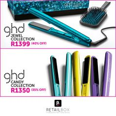 GHD Luxury Hair, Retail Box, Ghd, Professional Hairstyles, Cool Hairstyles, Hair Beauty, Make Up, Skin Care, Products