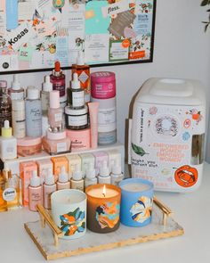 116 Best Mini Fridges images in 2020 Beauty Care, Beauty Skin, Rangement Makeup, Cute Laptop Stickers, Mini Fridge, Healthy Skin Care, Face Skin Care, Aesthetic Makeup, Beauty Room