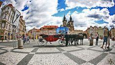 Romantic paradise. Czech Republic