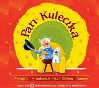 Pan Kuleczka - strona książki Wojciecha Widłaka