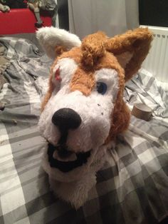 Wolf Fursuit, Lamb, Dinosaur Stuffed Animal, Costumes, Toys, Animals, Activity Toys, Animales, Dress Up Clothes