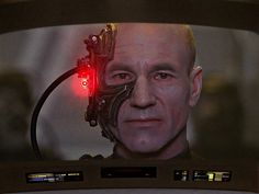 Star Trek: The Next Generation - The Best of Both Worlds celebrates it's 25th Anniversary. Resistance is futile.