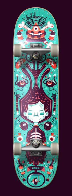 Dreaming by Giulia Marchetti, via Behance