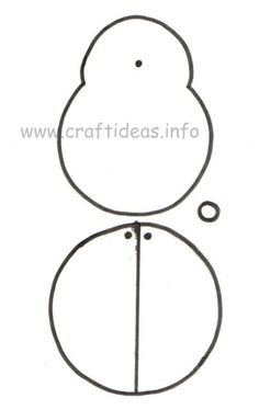 Free Craft Patterns and Templates - Lady Bug Pattern Felt Ornaments Patterns, Felt Crafts Patterns, Card Patterns, Applique Patterns, Ladybug Crafts, Ladybug Party, Fancy Bows, Kindergarten Crafts, Stuffed Animal Patterns