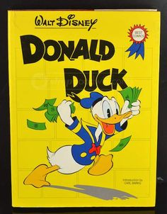 Walt Disney Donald Duck, Best Comics Book