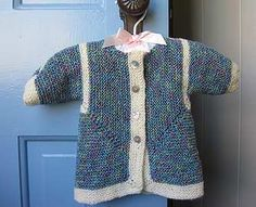 doulicia: Baby Surprise Jacket and notes