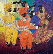anuradha thakur paintings - Google Search