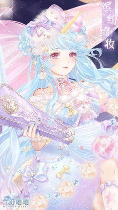 Anime Disney Princess, Anime Girl Drawings, Anime Art Girl, Cute Drawings, Kawaii Anime, Anime Girl Dress, Nikki Love, Mlp Fan Art, Tire Art