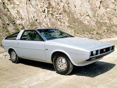 1974 Hyundai Pony Coupe (ItalDesign Giugiaro)
