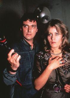 Making Blake's 7 ( Sci Fi Movies, Movie Tv, Best Sci Fi Series, Episodes Series, Drama Teacher, Sci Fi Shows, Classic Sci Fi, Bbc Tv, English Actresses