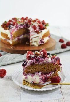 Orange cake without flour - HQ Recipes Cookie Cake Pie, Pie Cake, No Bake Cake, Cake Cookies, Cupcake Cakes, Tart Recipes, Sweet Recipes, Dessert Recipes, Tapas