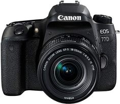 Lustrzanka Canon EOS Czarny + - Ceny i opinie na Ceneo. Canon Eos, Canon Dslr, Canon Kamera, Distance Focale, Camera Aesthetic, Wifi, Appareil Photo Reflex, Cameras Nikon, Bluetooth