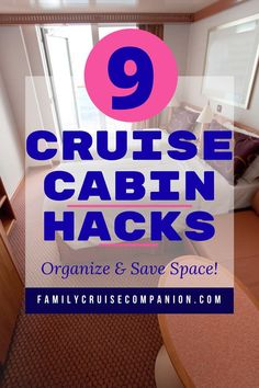 Simple cruise hacks that make your cabin feel comfortable and spacious. Maximize your use of all available space. Easy tips that work for truly tiny rooms. Packing For A Cruise, Cruise Tips, Packing Tips For Travel, Family Cruise, Family Travel, How To Introduce Yourself, Make It Yourself, Makeover Tips, Cabins