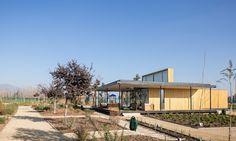 Galería - Sala de ventas Laguna Condores / Fones Arquitectos - 7
