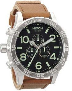 Découvrez notre produit sélectionné rien que pour vous : Montre Homme Nixon A124-1037 Noir Chez Chic Time on aime la marque Nixon ! Bénéficiez de remises supplémentaires en vous abonnant à nos pages sociales !