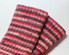 TOM MACHINE KNITTING GUY: 2X2 Ribbing Circular Cast On