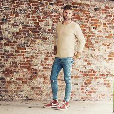 More looks by Daniel Korte: http://lb.nu/danielkorte #streetstyle #ootd #fashion #menswear #fashionblogger #nike #sneakers #germany #style