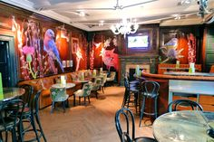 HUNGRY HOSS: The Garden by Simon Radley at Oddfellows, Chester
