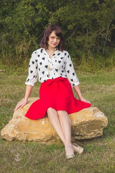 #hearts #red #blackandwhite #separates