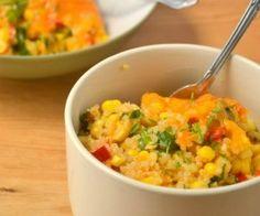 Sweet Corn Salad Wraps | Recipe | Salad Wraps, Sweet Corn and Leather ...