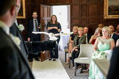 Ceremony in the Bristol Room Bristol, Weddings, Places, Room, Bedroom, Mariage, Wedding, Rooms, Marriage