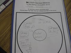 Third Grade Thinkers: Animal Research Folder: A Fact Finding Mission