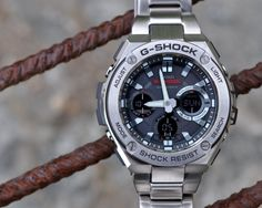 G-Shock G-Steel GST-W110D-1AER Review-1
