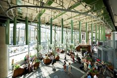Borough Market's Top 3 Spaces For Hire