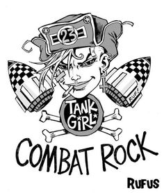 Tank Girl by Rufus