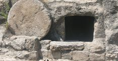 He has risen! (Mark Our Savior, Christ Jesus.has destroyed death and has brought life and immortality to light through the gospel. 2 Timothy (NIV) *photo by James Emery Jesus Tomb, Jesus Christ, Garder La Foi, Jesus Facts, Empty Tomb, Religion, Christian Friends, Small Victories, Jesus Resurrection