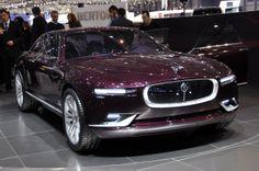 Jaguar B99 - bertone concept