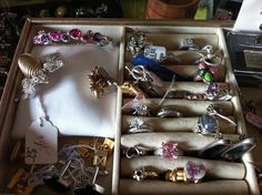 Bracelets just not your thing--how about rings? Stop by 124A Grand Ave Mars PA 16046 Wednesday-Saturday 12-5pm