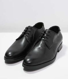 Pantofi Eleganti Jack And Jones Negri Men Dress, Dress Shoes, Oxford Shoes, Lace Up, Fashion, Formal Shoes, Oxford Shoe, Moda, La Mode