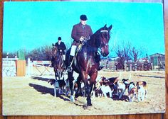 A personal favorite from my Etsy shop https://www.etsy.com/listing/492166485/the-hunt-beagles-foxhoundsriders-on