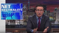 John Oliver on Last Week Tonight discussing net neutrality Left Wing, Right Wing, Last Week Tonight, John Oliver, Net Neutrality, Trump Pence, Donald Trump, The Darkest, Knowledge