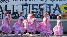Ballet de Sally Savedra! Our little group performing the Spanish dance Gitano Senaron #balletdesallysavedra #balletfolklorico #classicalspanish #dancecompany