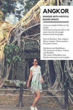World Travel Connector | Angkor: Wander with mystical Khmer spirits | http://www.worldtravelconnector.com
