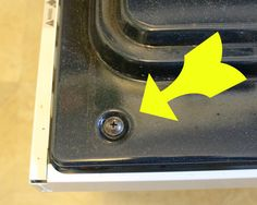 clean glass doors screw. There's no big secret to cleaning between the glass panels on your oven door. This tutorial shows you how to do it in less than 30 minutes.