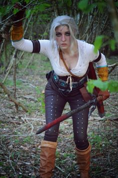 Cosplay Cd Projekt Red And On Pinterest